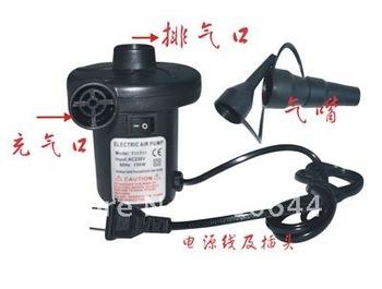 AC Electric Air Pump/Mini Air Pump & 20PCS/Lot DHL/UPS/EMS Free Shipping