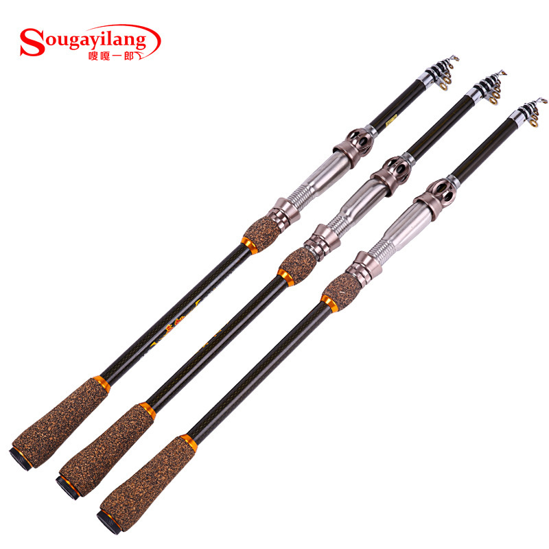 Distance telescopic fishing rod rockies sea rod throw for Discount fly fishing gear