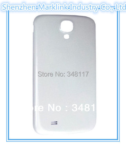 ! Original Housing Samsung I9500 Battery Door White color - phone parts and accessories store