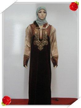 Muslim dress robes Muslim Arab robes traditional costume