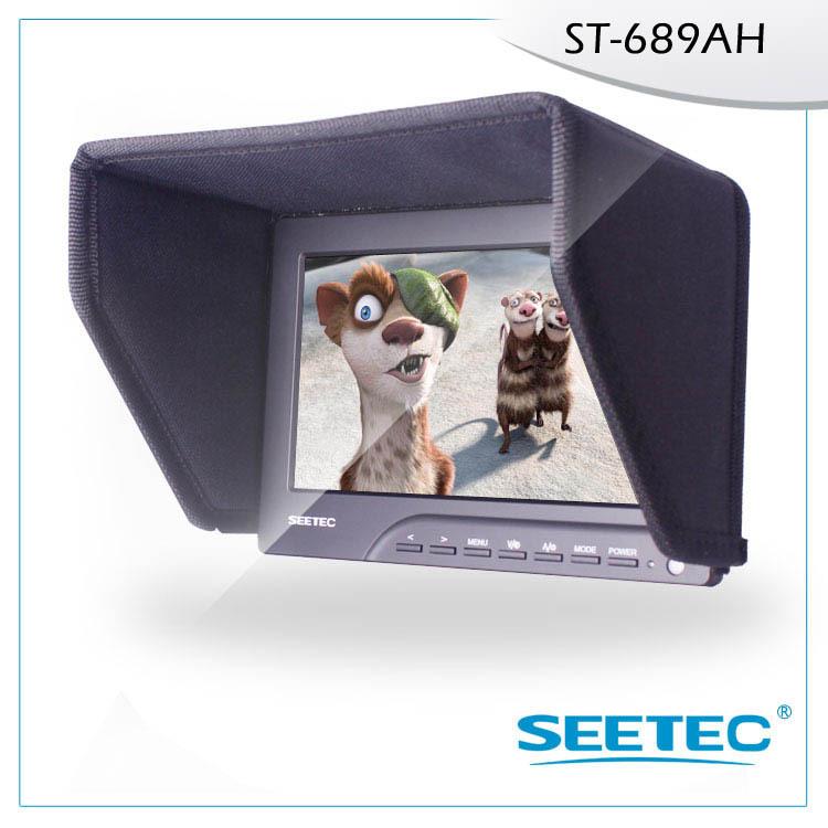 Hot!!Seetec HDMI 7 portable camera top field monitor for DSLR camera and Jib crane<br><br>Aliexpress