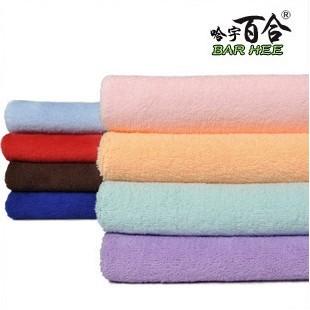 high quality ultrafine fiber towel sweat absorbing beauty square towel microfiber yoga towel