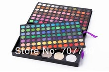 DHL 48pcs 2014 fashionable makeup set palette 183 colors eyeshadow palette Blusher Concealer full set combination(China (Mainland))