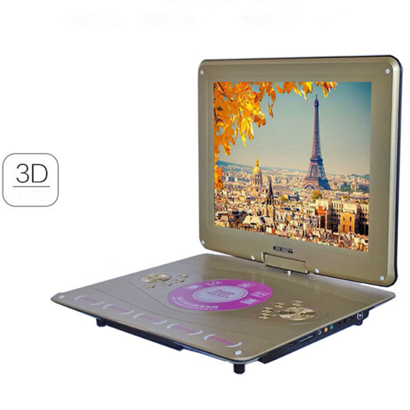SAST 2188B portable DVD outdoor dance party 20 inch high-definition LCD widescreen DVD<br><br>Aliexpress