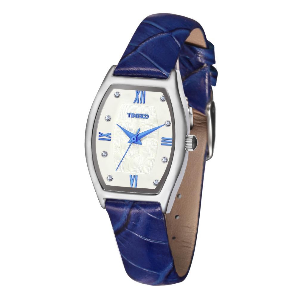 Reloj Mujer Luxury TIME100 Womens Quartz Watch Genuine Strap Rhinestone Waterproof Diamond Lady Dress Watches Relogio Feminino<br><br>Aliexpress