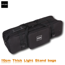 HPUSN Thickening Photo Video Studio Kit Set Studio light Stands Large Carrying Bag 110cmX25cmX29cm