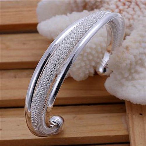 20pieces Promotion price,925 sterling silver Fashion Jewelry charm bracelets&amp;bangle,Wholesale 925 silver Jewelry Christmas Gift<br><br>Aliexpress