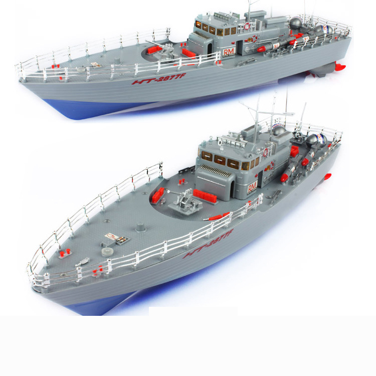 8km/H 800mah Military Catamaran Missile Boats Radio/Remote Control Boats Rc Remote Control Warship Model Boat For Boys A4020748(China (Mainland))