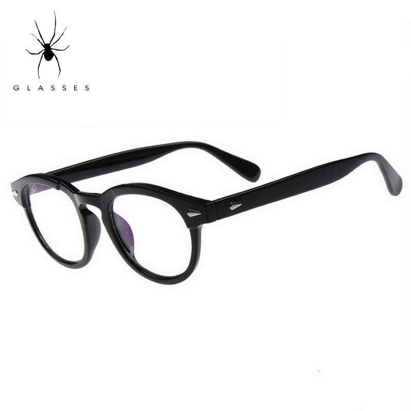 Fashion vintage male glasses frame big box repair plain ...