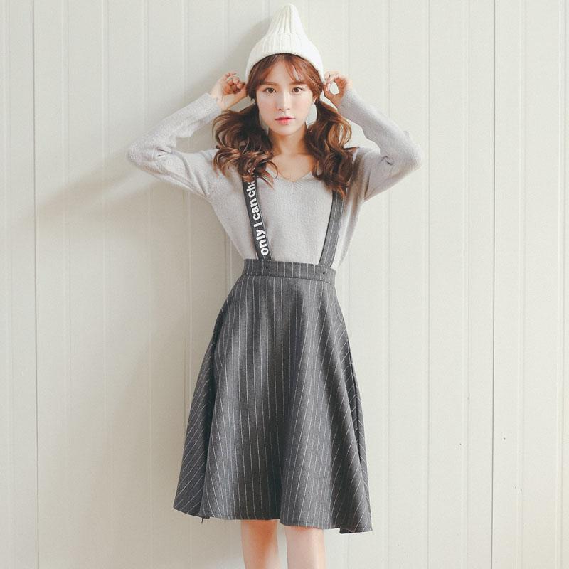 48 50 размер серая юбка на подтяжках фото: