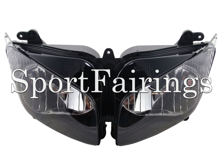 Headlight Assembly Fit For Yamaha FZ1S FZ1000 S Year 06 07 08 2006 2007 2008 Sportbike Motorcycle Headlamp Clear Lens New(China (Mainland))