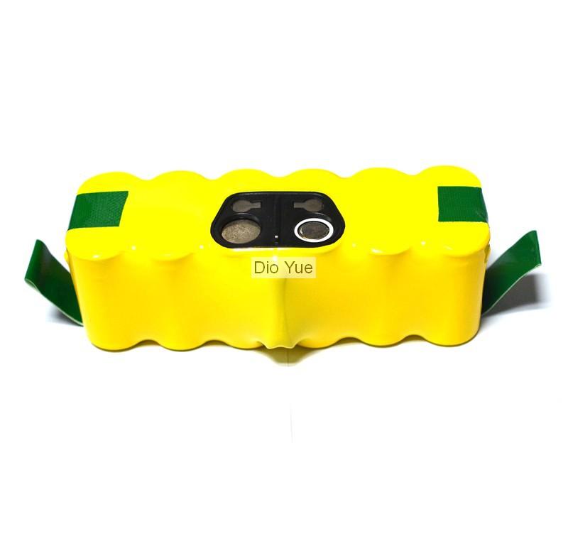 4500mAh 14.4V Replacement Battery Pack for iRobot Roomba 610 780 532 770 760 560 530 510 562 550 570 500 581 battery Robotics(China (Mainland))