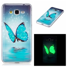 Buy Luminous Case coque Samsung Galaxy Grand Prime Case Silicone Cover Samsung Grand Prime G531H G530 Silicon Case Cover for $1.49 in AliExpress store