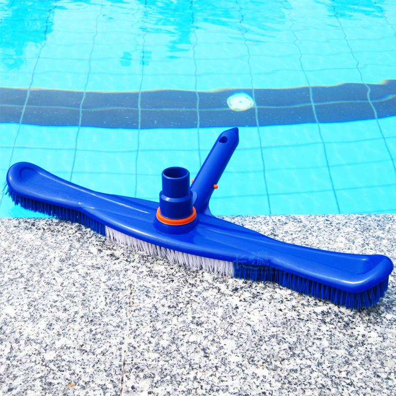 Glory G1424 pool vacuum wall brush with swivel and ez-clip Vacuum Brush W/Swivel and EZ-Clip(China (Mainland))