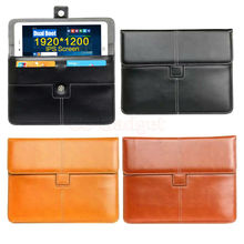 Luxury PU Leather Briefcase for iRulu eXpro 7'' /Excelvan 7''/Cube T8 iWork8 /Teclast X80 Pro 8