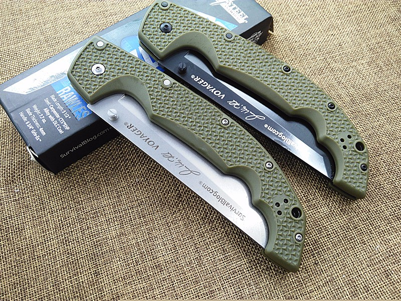 Buy 2016 Newest tactical folding knife CS Navigator series hunting survival knife utility camping rescue knives hand tools 10 types cheap