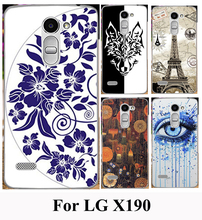 "Buy DIY Printing Case LG Ray / Region X190 5.5"" Back Cover Shell Skin Protective Plastic Hard Case LG X190 for $1.28 in AliExpress store"