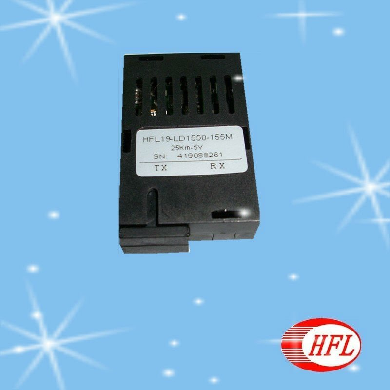 155M Single Mode Fiber 20KM 1*9 Optical Module - Shenzhen Howfflink High-Tech Co., Ltd. store
