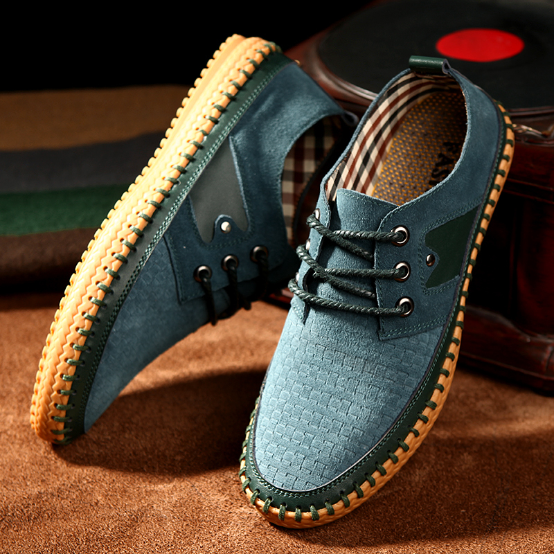 NEW Popular Casual Handmade serrated sahape sumemer breathable breathable paint outdoor trending sewing footwear sneakers(China (Mainland))