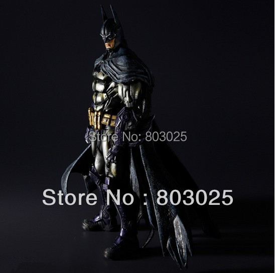 Free Shipping Batman Luxury Joint Figure PVC Action Figure Model Toy, Display Models<br><br>Aliexpress