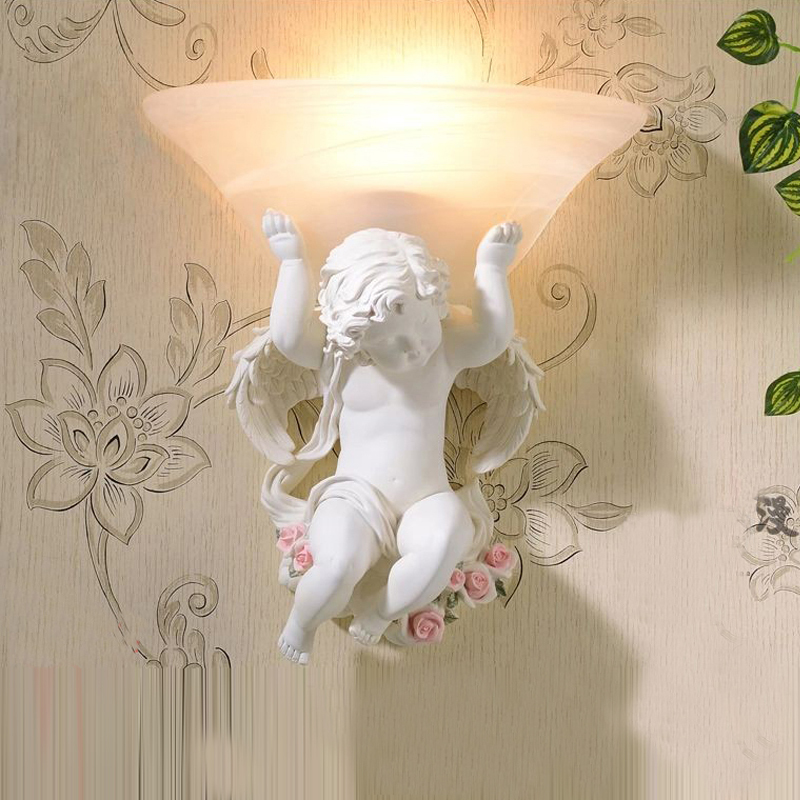 Cupid wall lamps modern wall light led wall lamp for bedroom contemporary wall sconce hotel wall sconce living room wall mounted<br><br>Aliexpress