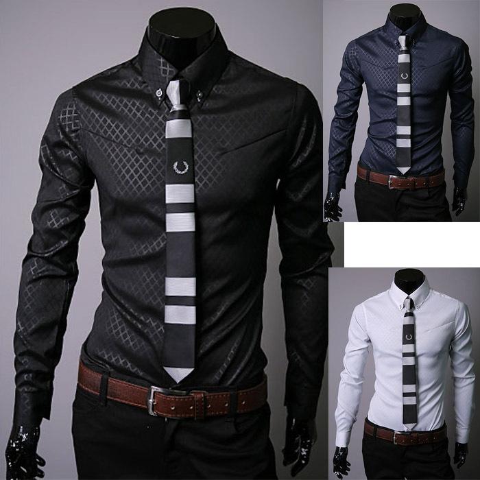 New exclusive boutique Lingge men 5912 camisa masculino blusas masculinas jaqueta casual shirt(China (Mainland))
