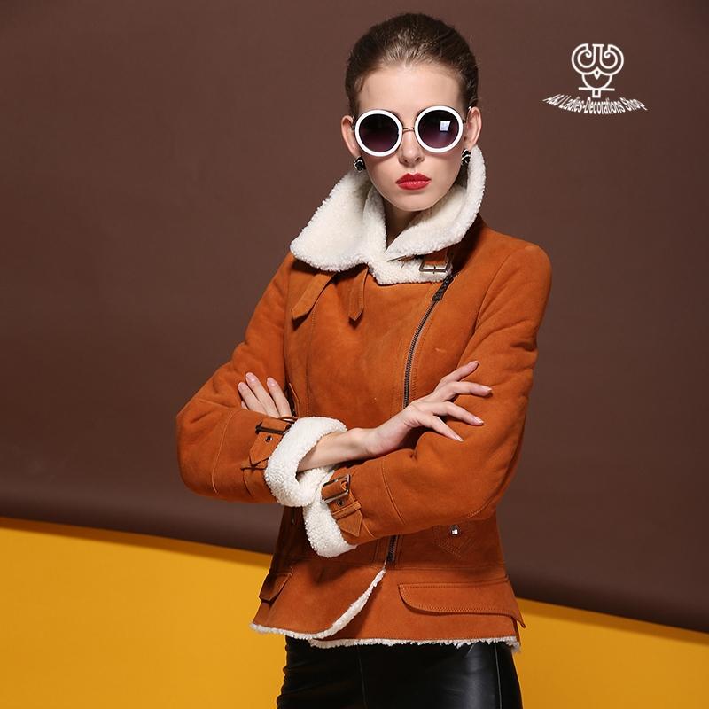 Popular Australia Sheepskin Jacket-Buy Cheap Australia Sheepskin ...