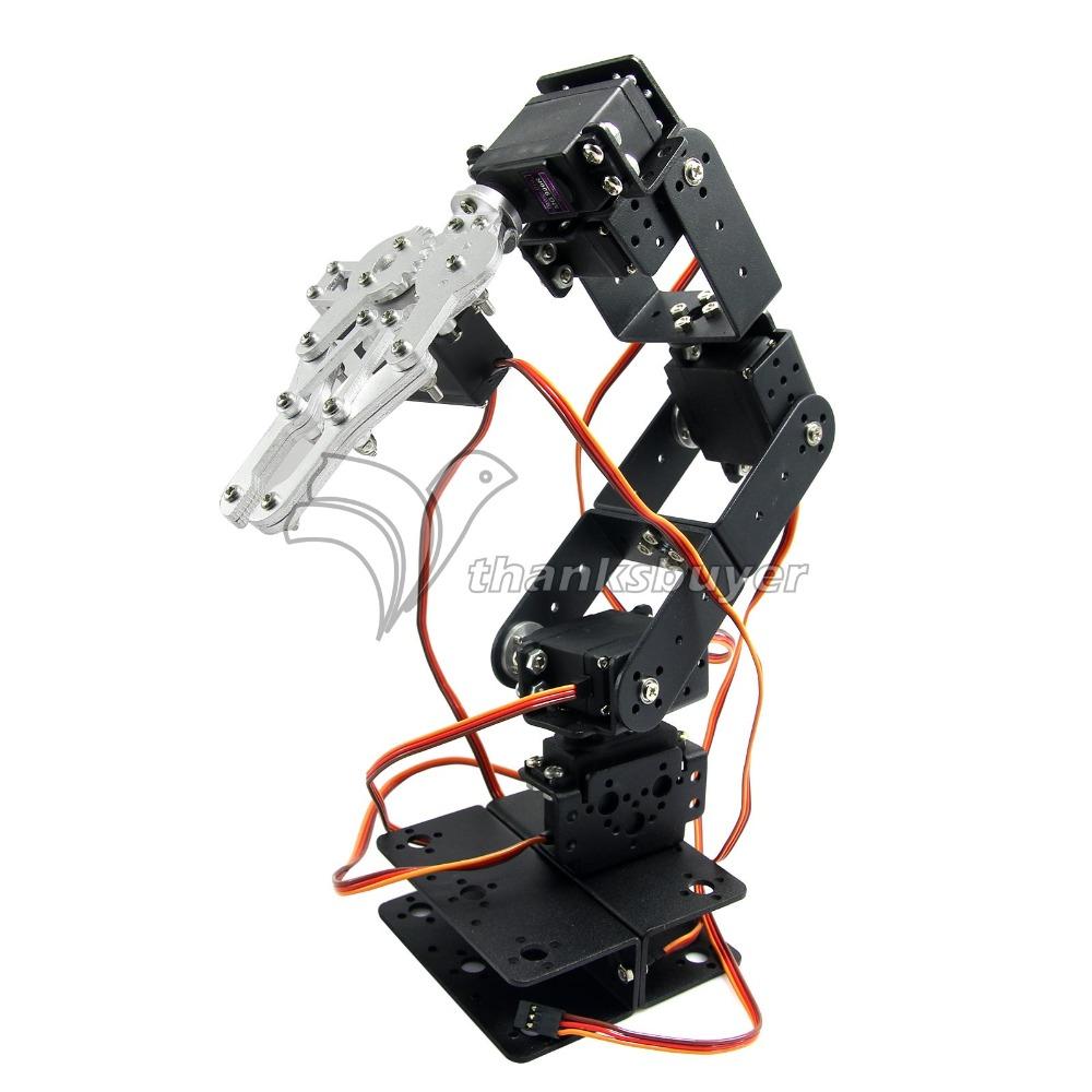 Aliexpress Com Buy 6 Free Degree Mechanical Arm Part