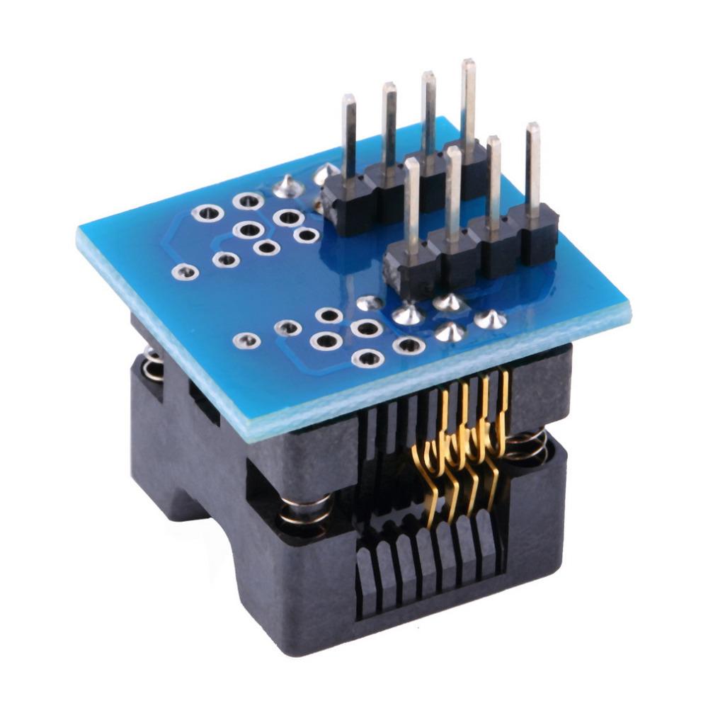 Wholesale Store SOP8 To DIP8 EZ Programmer Narrow Module Adapter Socke