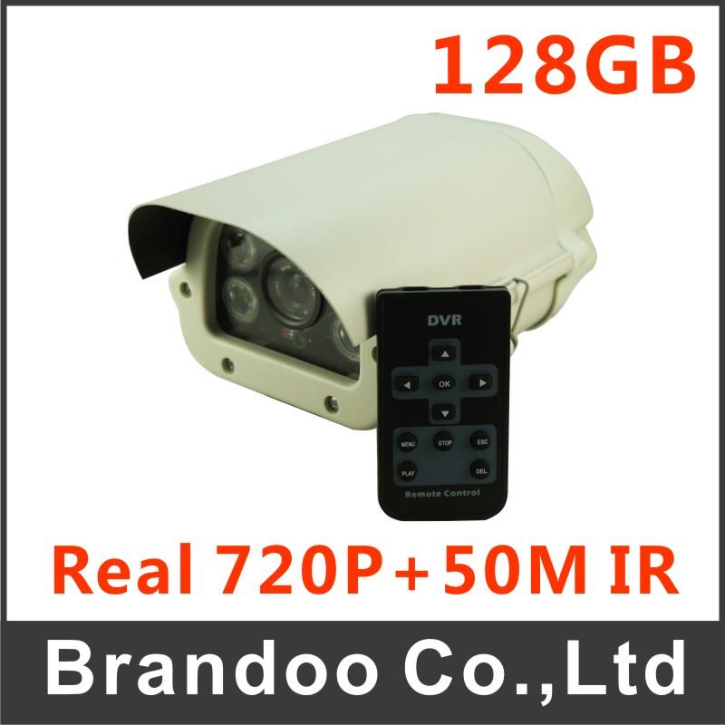 Brandoo 720p HD CCTV Camera, Support 128GB Micro SD Card, Waterproof and IR Night Vision, Outdoor Surveillance Camera<br><br>Aliexpress