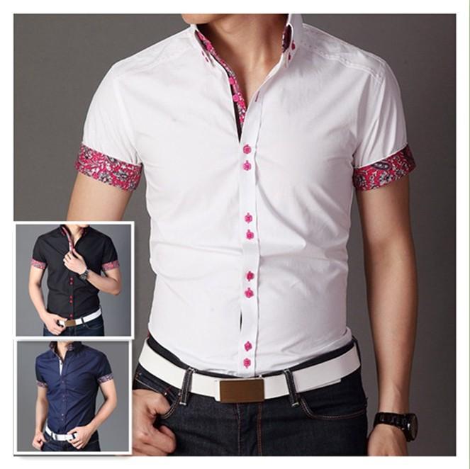 Mens Italian Shirts Shirt For Men Hombres de