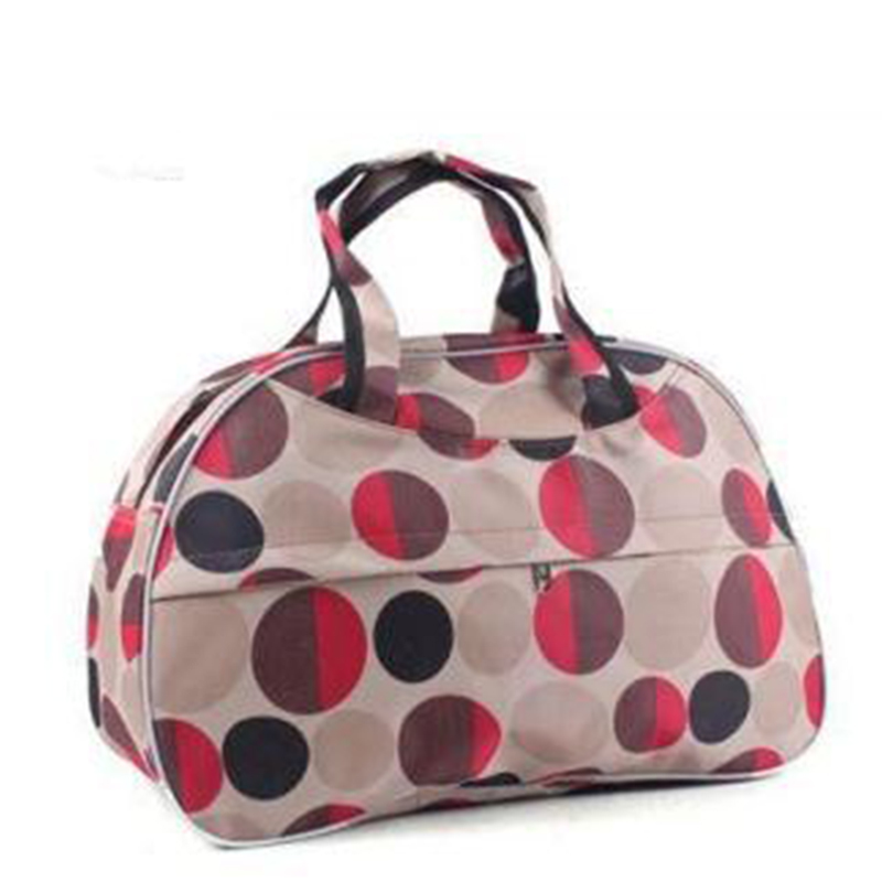 2016 New Fashion Waterproof Oxford Women bag Colorful Travel Bag Large Capacity Hand Casual Canvas Luggage Bags G094 - Marry's Store store
