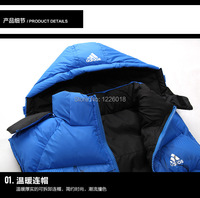 Мужской жилет , Men adidasingly hoodies NK jacket