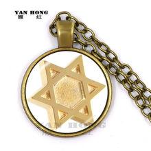 נוטרדאם, תכשיטים, בעבודת יד זכוכית שרשרת. עשוי אלוהים להביא לך מזל טוב, שלום, האושר הטוב ביותר מתנה.(China)
