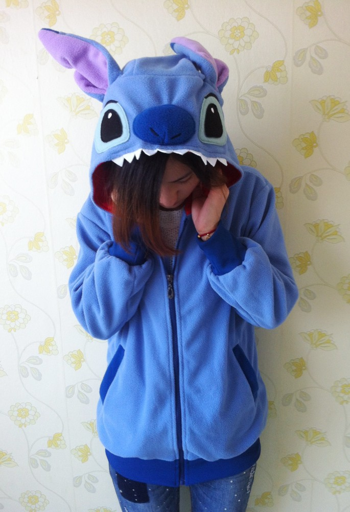 stitch hoodie Picture - More Detailed Picture about Spring ...