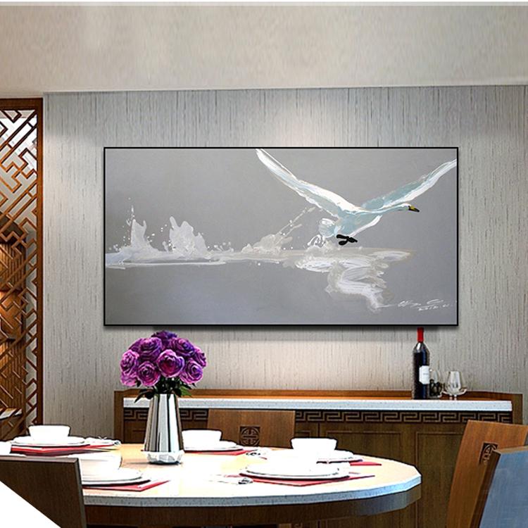 Aliexpress.com : acquista moderno originale astratto uccelli ...