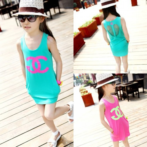 2015 Summer girls dress cotton baby dress hollow out girls clothing infant princess dress baby girl clothes(China (Mainland))