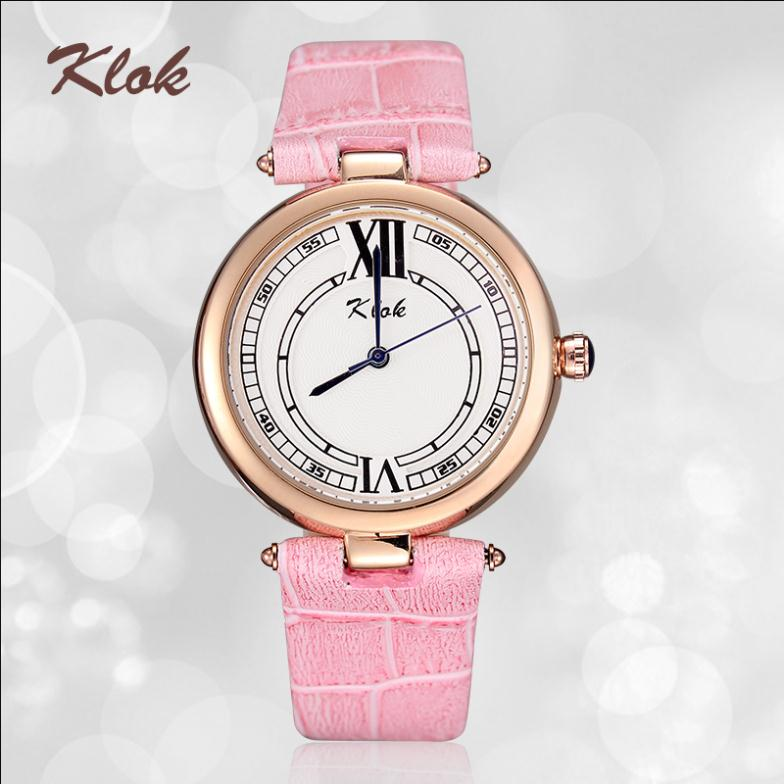 2015 genuine leather watches fashion top