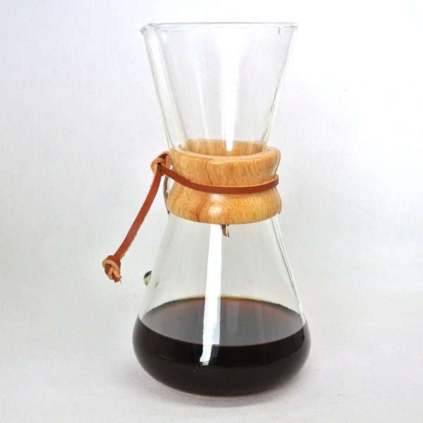 New Arrival FREE SHIPPING CHEMEX Style Coffee Brewer 1-3 Cups Counted Espresso Coffee Makers Coffee Machine(China (Mainland))