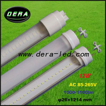 PCB board led tube/1214mm 12W T8 Led tube lamp/led tube high brightness Lighting AC 85-265V /FREE SHIPPING for DHL
