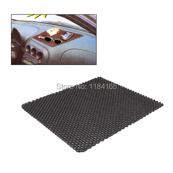 Rectangular Mesh Non-slip Pad AntiSkid Mobile Phone Pad Car Pad Mat Free Shipping 19*21cm(China (Mainland))