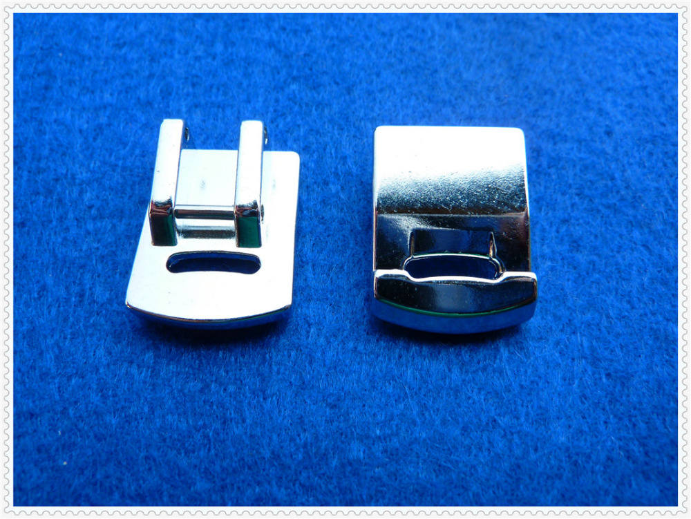 Domestic Multi-Function Sewing Machine Parts,Ruffler Presser Foot,Steel Material,Compatible With Brother,Janome,Singer,Feiyue...(China (Mainland))