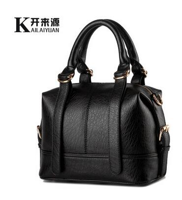 100% Genuine leather Women handbags 2016 new bags handbags female Korean fashion handbag Crossbody shaped sweet Shoulder Handbag(China (Mainland))