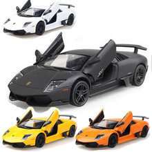 1:36 Scale Emulational Electric Alloy Diecast Models Car Toys, Brinquedos Miniature Pull Back Cars, Doors Openable