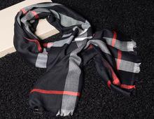 2016 newest wool cotton matirial accessories women winter patchwork scarfs size 150*150cm(China (Mainland))