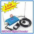 LCD Display  GSM 900Mhz Mobile Phone GSM980 Signal Booster GSM Signal Repeater Cell Phone Amplifier