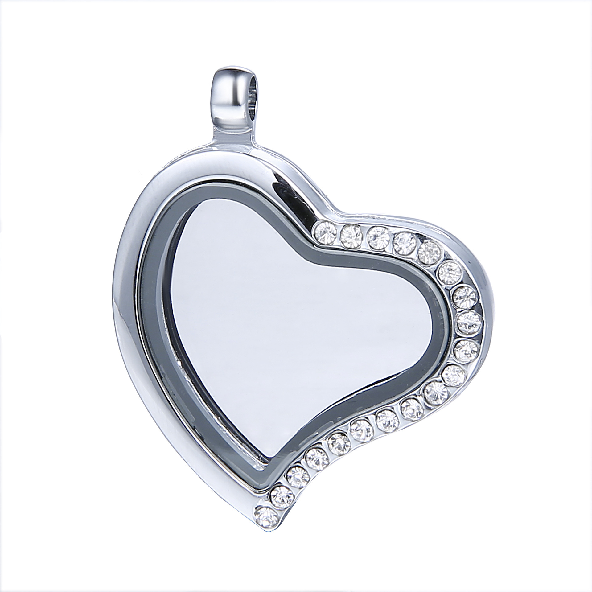 jewellery half online q co lockets locket c original buy fishpond nz heart photo necklaces from