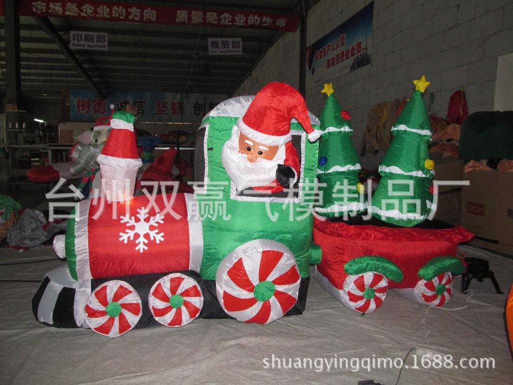 #A5262A Achetez En Gros Noël Gonflables Train En Ligne à Des  5409 decorations de noel en gros 1024x768 px @ aertt.com