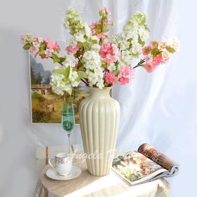 New Cherry Blossom Flower Decoration Wedding Hotel Living: new flower decoration