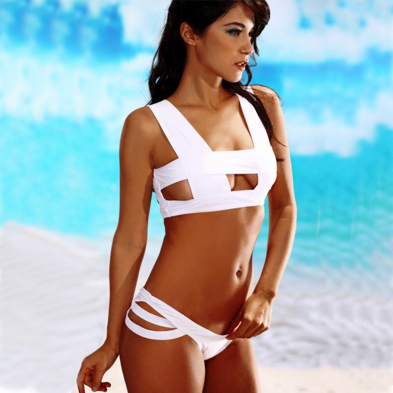 Summer New Arrival Women Sexy Swimwear Push Up Swimsuit Brazilian Bikini Girl Biquini Beachwear Bathing Suit Maillot bain(China (Mainland))
